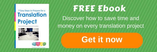 Free Ebook EN Prepare a translation project