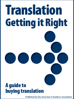 ATA Ebook - Translation - Getting it right