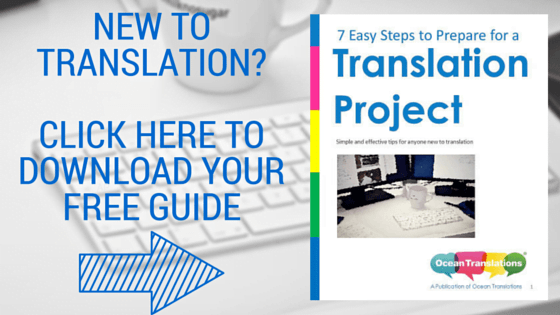 Get Your Free Guide - New to Translation