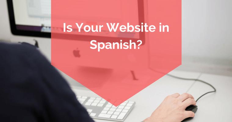 website-in-spanish