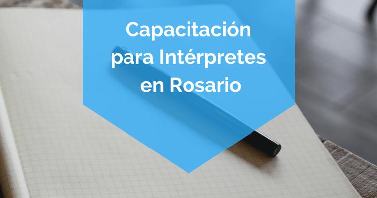 Capacitación para Intérpretes en Rosario