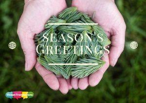 Season's Greetings - December 2016