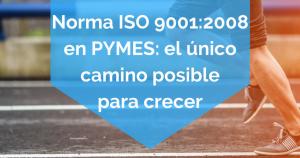 Norma ISO 90012008 de una empresa de traducción de Argentina